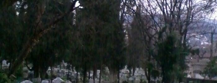 Pınarbaşı Mezarlığı is one of Lieux qui ont plu à Erkan.