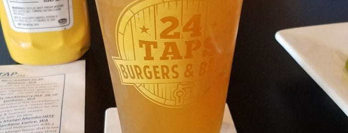 24 Taps Bar is one of Kara: сохраненные места.