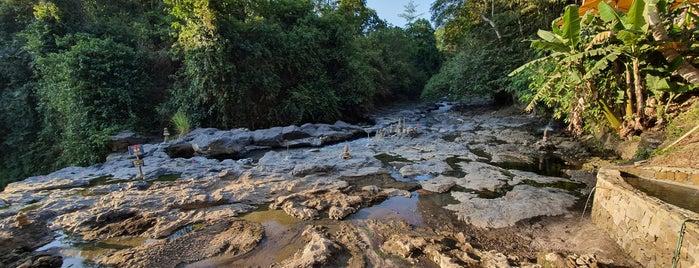Blangsinga Waterfall is one of Seminyak.