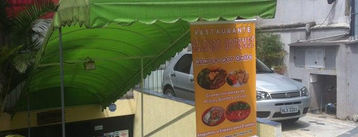 Restaurantes: Quilo