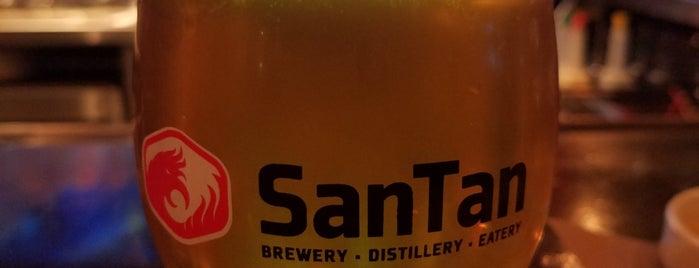 SanTan Brewing Company Uptown is one of Posti salvati di Rachel.
