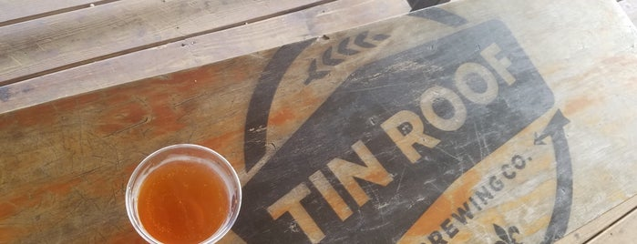Tin Roof Brewing Company is one of Breweries or Bust 3.