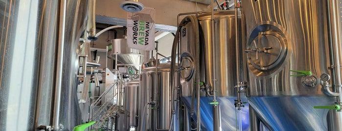 Nevada Brew Works is one of Las Vegas Breweries.