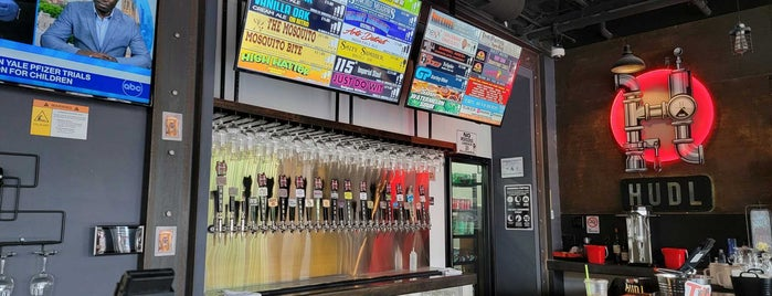 HUDL Brewing Company is one of Las Vegas Breweries.