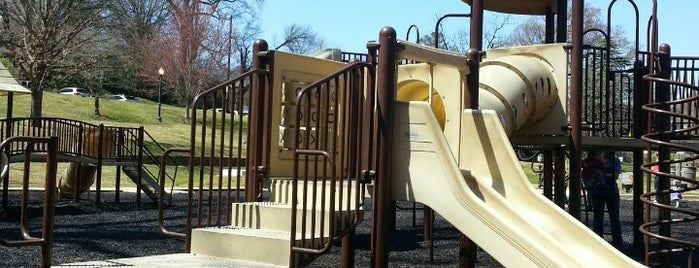 Latta Park is one of Top Charlotte places for families.