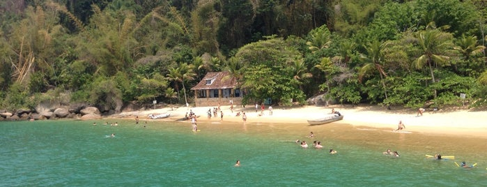 Praia da Lula is one of Paraty.