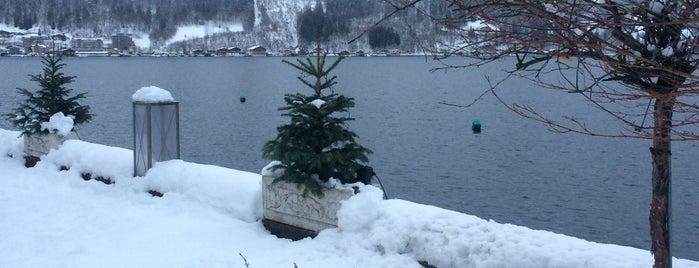 Zeller See is one of สถานที่ที่ Сергей ถูกใจ.