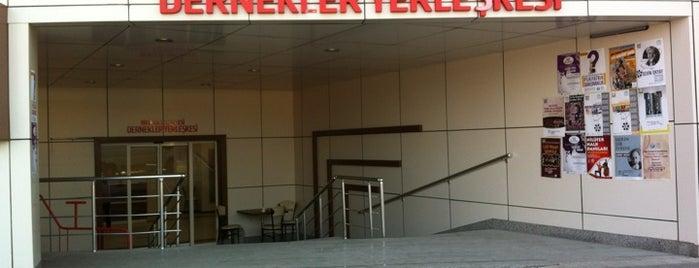 Nilüfer Dernekler Yerleşkesi is one of Nilufer-4SQ.