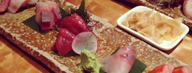Sushi Ran is one of 2015 SF Bay Area Michelin Bib Gourmand.