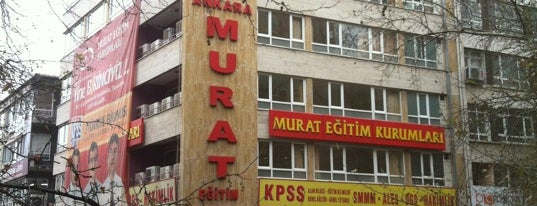 Murat Eğitim is one of Lieux qui ont plu à HAKAN.