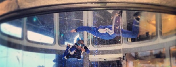 iFly Singapore is one of Fun element @sg.