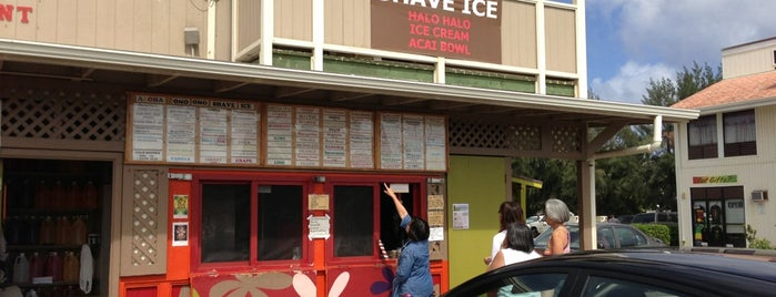 Ono Ono Shave Ice is one of Places to Visit: Kauai, HI.