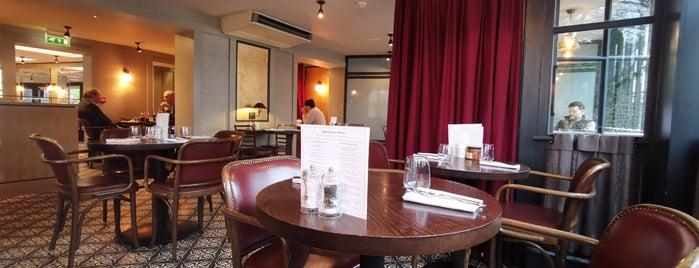 Côte Brasserie is one of สถานที่ที่ 🌸Noodle ถูกใจ.
