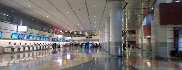McCarran International Airport (LAS) is one of สถานที่ที่ Geoff ถูกใจ.