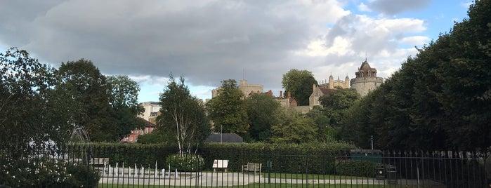 Alexandra Gardens is one of Windsor, UK.
