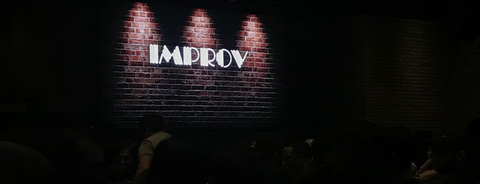 Miami Improv is one of Must-Try South Florida.