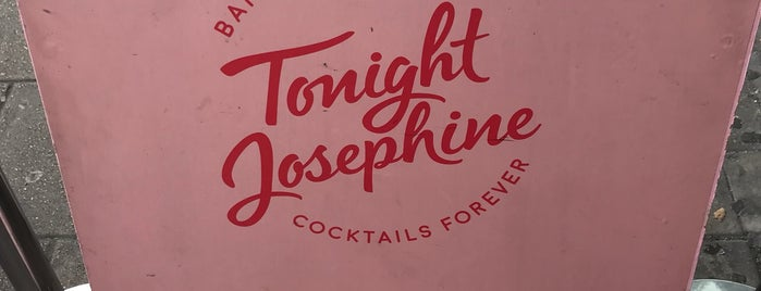 Tonight Josephine is one of London.
