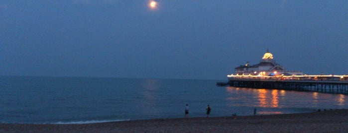 Eastbourne Seafront is one of London saved places.