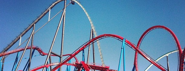PortAventura World is one of HOLIDAY · Places I've been.