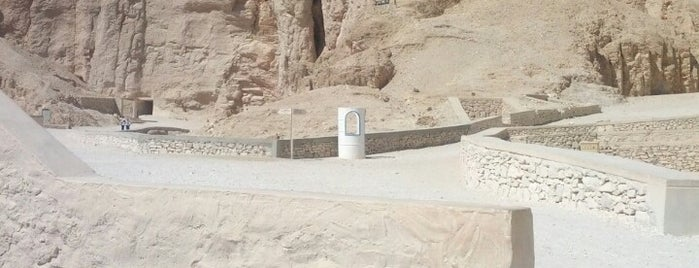 Valley of The Kings is one of Egypt..