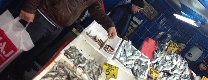Kıyak Kardeşler Balık Restaurant is one of Gznfr'ın Beğendiği Mekanlar.