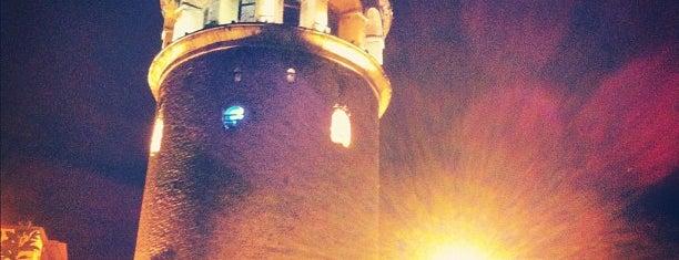 Галатская башня is one of My Istanbul.