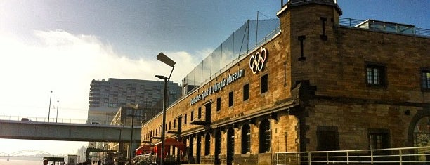 Deutsches Sport & Olympia Museum is one of Sightseeing in Cologne.