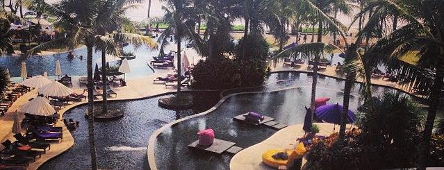 W Bali Seminyak is one of Best Hotels in Bali.