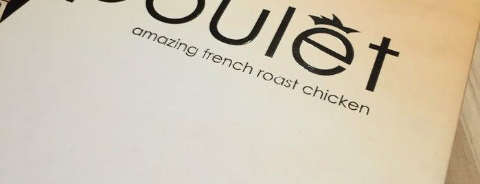 Poulet is one of Lieux qui ont plu à Ian.