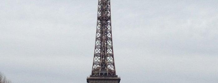 Hotel Eiffel Villa Garbaldi is one of Paris.