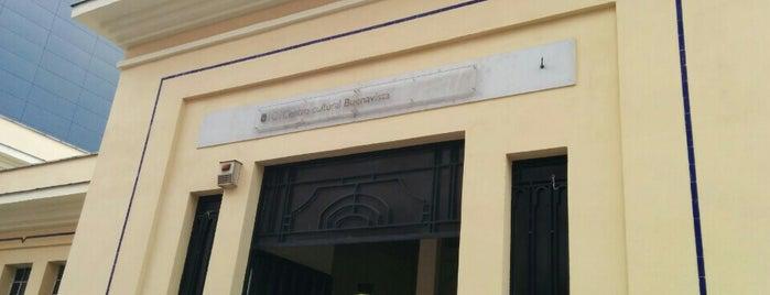 Centro Cultural Buenavista is one of Orte, die Jonatan gefallen.