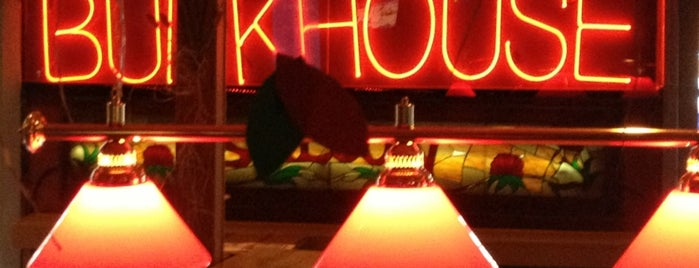 Pat O's Bunkhouse Saloon is one of Josh : понравившиеся места.