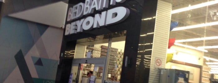 Bed Bath & Beyond is one of Orte, die Tania gefallen.
