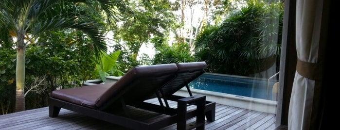 Paradee Resort is one of Origin Rest.