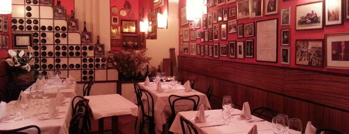 Ristorante Donatello is one of To-Go List.