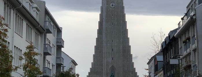 Hallgrímskirkjuturn is one of Iceland.
