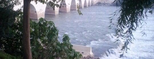 Lokman Hekim Köprüsü is one of Ateş'in Kaydettiği Mekanlar.