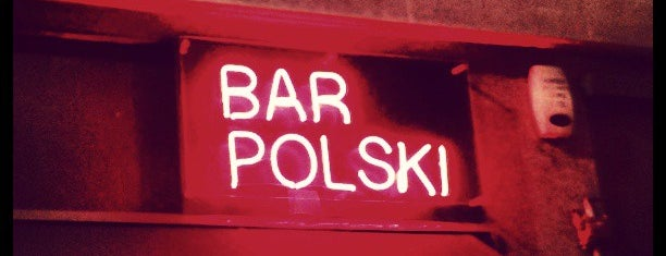 Bar Polski is one of Paul 님이 좋아한 장소.