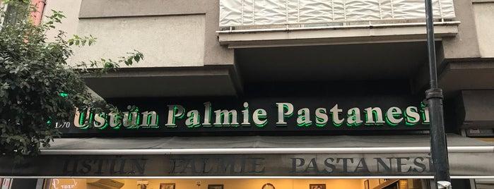 Üstün Palmiye Pastanesi is one of Posti salvati di Aydın.