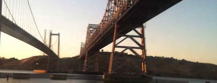 Vista Point - Carquinez Bridge - Al Zampa Memorial Bridge is one of G.D.さんのお気に入りスポット.
