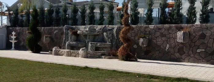 İncek Düş Bahçesi is one of Tülay .................. 님이 좋아한 장소.
