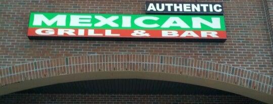 El Ranchero Mexican Bar & Grill is one of Orte, die Lee gefallen.