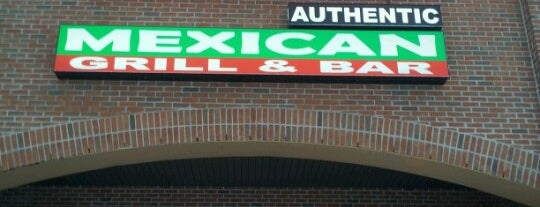 El Ranchero Mexican Bar & Grill is one of Lee 님이 좋아한 장소.