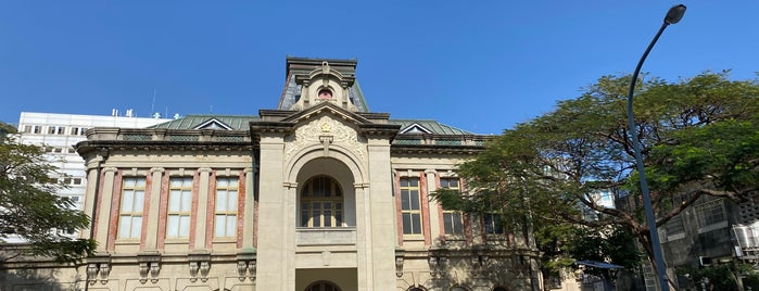 Tainan Public Hall is one of Places I would like to visit in my lifetime.