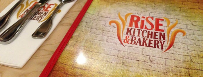 Rise Kitchen & Bakery #RiseKB is one of Favorite places.