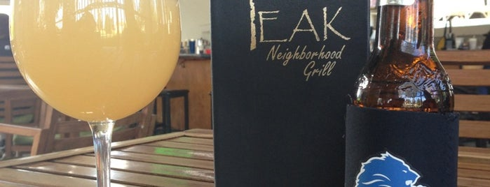 Teak Neighborhood Grill is one of To go in Orlando.