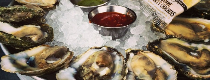 Pearl Dive Oyster Palace is one of Washington DC Food & Drink List.