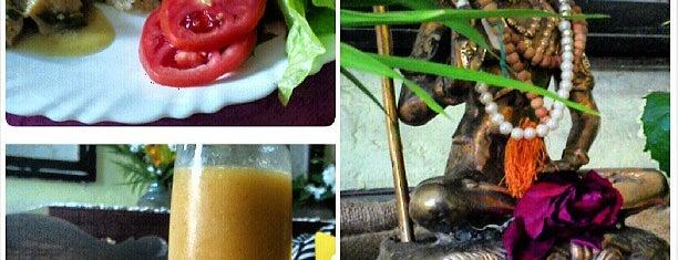Govinda Restaurante Natural is one of Vegan SSA.