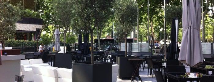 Hotel Hilton Barcelona is one of Lieux qui ont plu à Berkay.