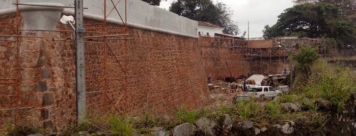 Forte do Barbalho is one of Locais salvos de Marcelo.